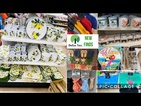 Dollar Tree What's New? Dollar Tree 🌳 Shop With Me May 4, 2020.  Amazing New Finds