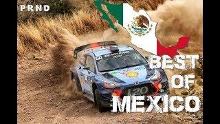 РАЛЛИ МЕКСИКА 2017: ЛУЧШИЕ МОМЕНТЫ | Best of rally MEXICO ATTACK