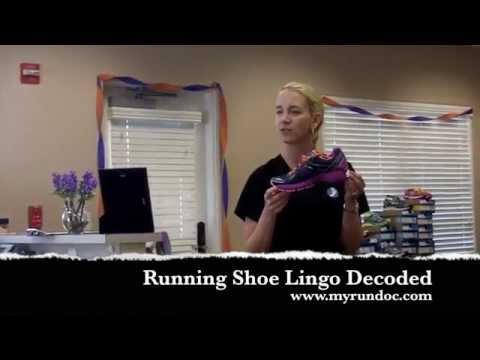 Dr Crane Explains Brooks Running Shoe Line