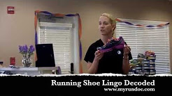Dr Crane Explains Brooks Running Shoe Line