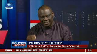 2019 Presidential Race: Weighing Plans Of Major Candidates Pt.2 |Politics Today|