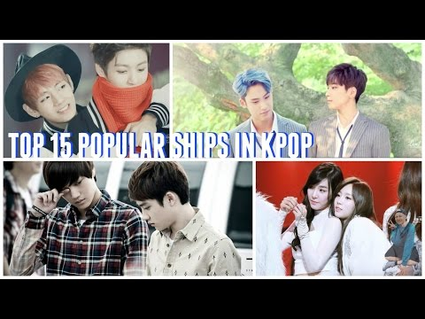 TOP 15 POPULAR SHIPS IN KPOP  POLL RESULTS