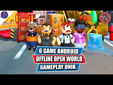 6 Game Android Offline Open World Terbaik dengan Gameplay Unik - 동영상