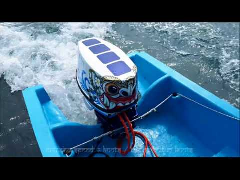 Solar Electric Boat Surya Namaskar - Naming, Launching & Maiden Voyage. Full version