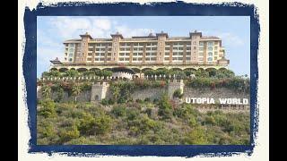 Отдых в Турции отель Utopia World Аланья