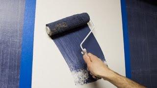 DIY Denim Paint Technique and Linen Paint Technique OVERVIEW