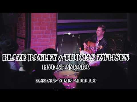 BLAZE BAYLEY & THOMAS ZWIJSEN - Live at Ankara - 22.02.2018 [MOOD PRO]