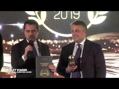 Tele Club Awards 2019: MONDO DEL LAVORO A Fruit Viaggi