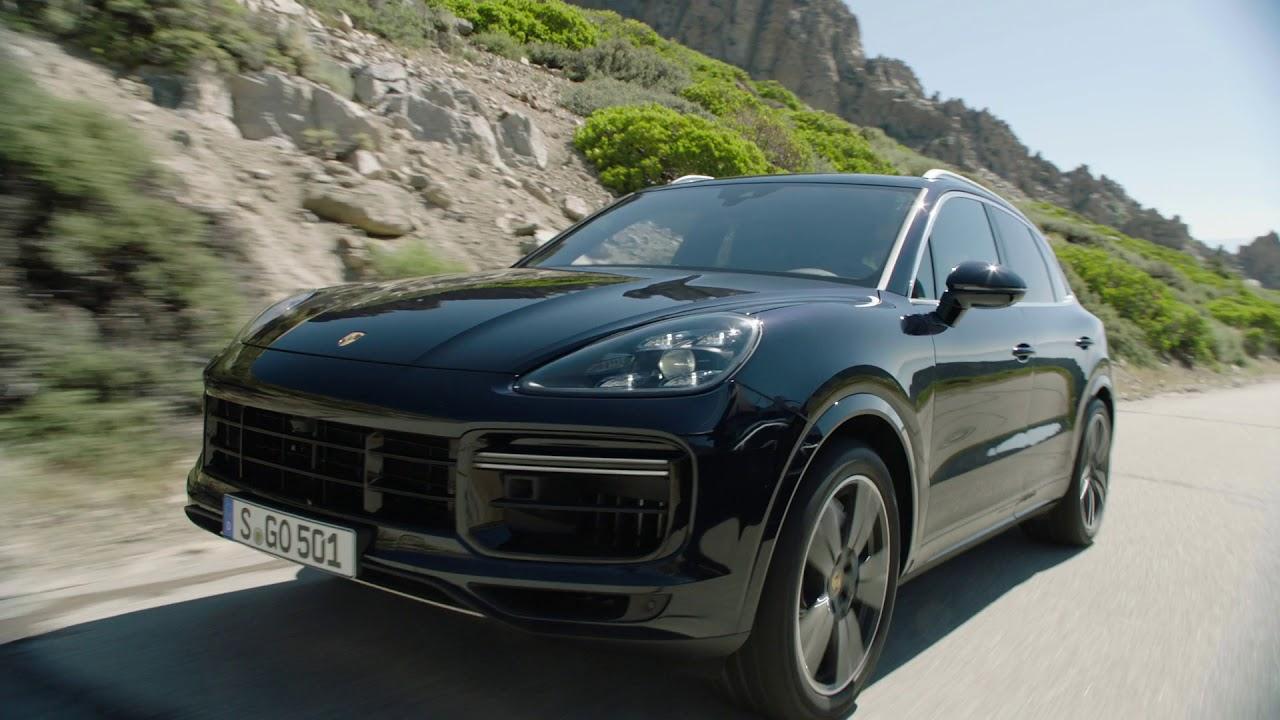 New cayenne turbo car watch youtube for Porsche ka che