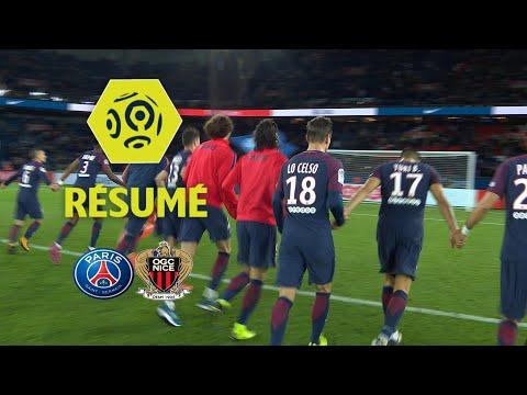 Paris Saint-Germain - OGC Nice (3-0)  - Résumé - (PARIS - OGCN) / 2017-18