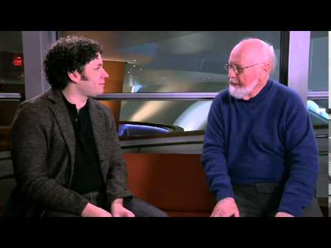 A John Williams Celebration - John Williams and Gustavo Dudamel interview