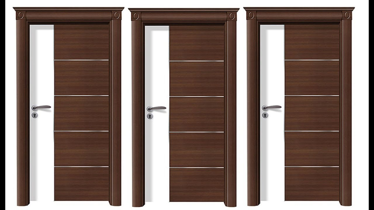 House front door models l latest trendy wooden door models for Door models for house