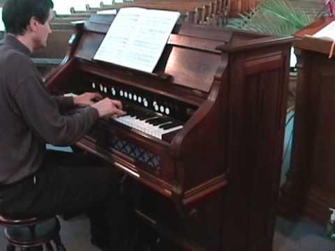 Benedetto Marcello - Psalm XIX - Reed (pump) Organ