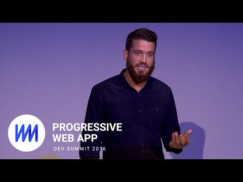 Konga: Learnings from Building with Polymer (Progressive Web App Summit 2016)