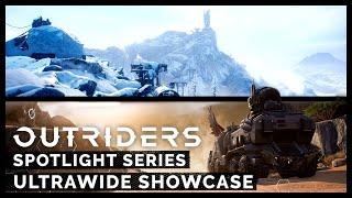Outriders: Ultrawide Showcase [PEGI]