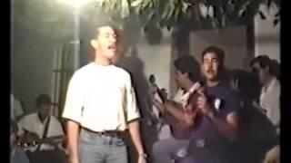 OVIDIO CASTILLO Y UNARE Cantan El Joropo Tributo A Clarines Puente Beas 19 06 1993