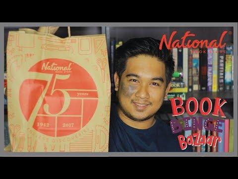 National Bookstore Book Binge Bazaar Haul