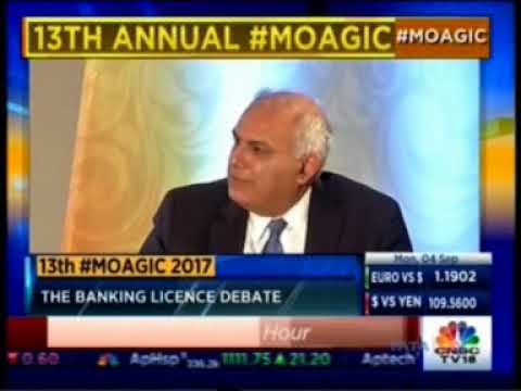 Mr. Dinanath Dubhashi at Motilal Oswal's 13th Annual Global Investor Conference