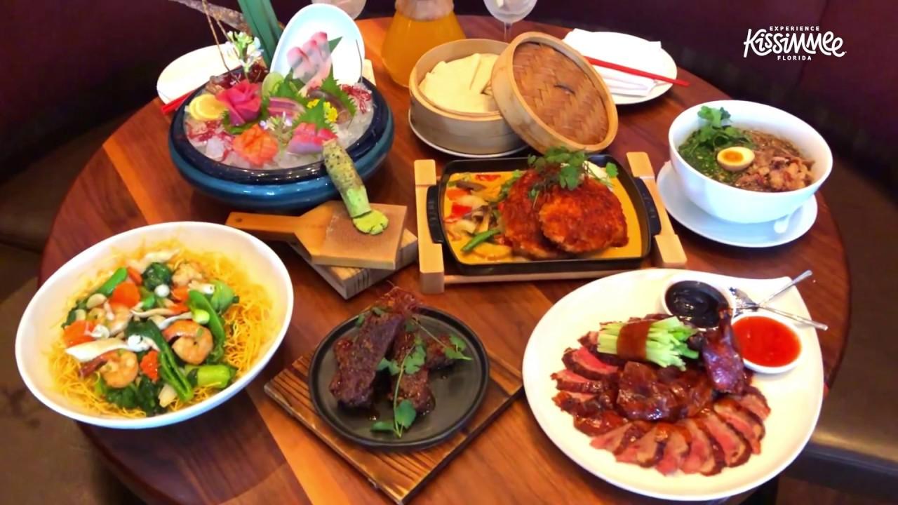 Asian restaurants in kissimmee