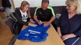 Das Trikot für UNSEREN Zusammenhalt - VfB Durach - UNSER VfB-TV