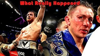 What Really Happened (Canelo Alvarez vs Gennady Golovkin 2)