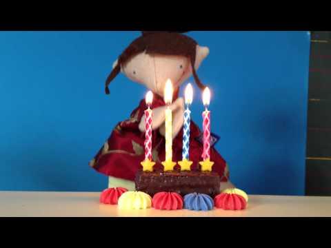 Zum Geburtstag viel Glück (Happy Birthday / Joyeux Anniversaire)