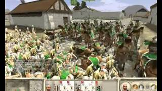 Rome Total War: Siege of Corinth