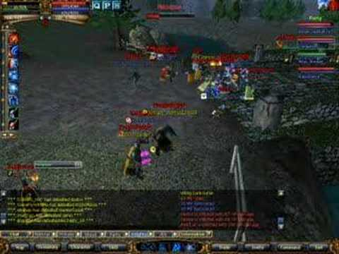 Hitmachine vs Mahican knight online part1