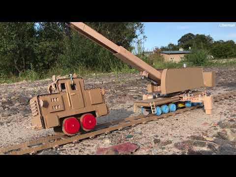 DIY Railway Crane K ZH