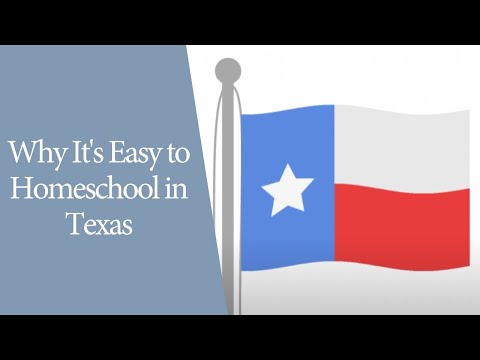 How Free? - What Makes Home Schooling in Texas Easier?