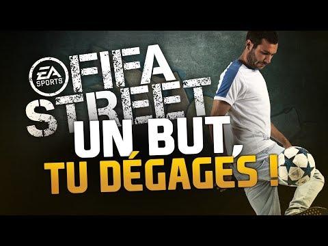 FIFA STREET - UN BUT, TU DÉGAGES !