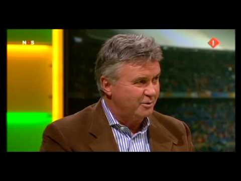 Guus Hiddink en Hugo Borst over Jeffrey Bruma