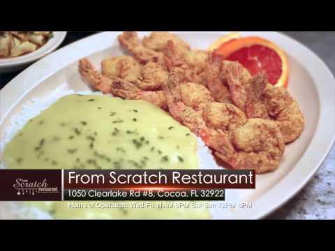 Scratch Restaurant Cocoa Fl