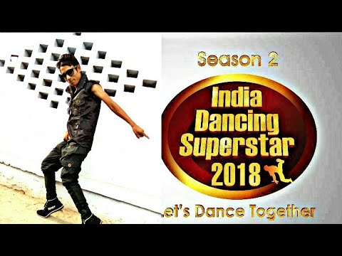 India- Dancing -Superstars Semi-final in Lucknow