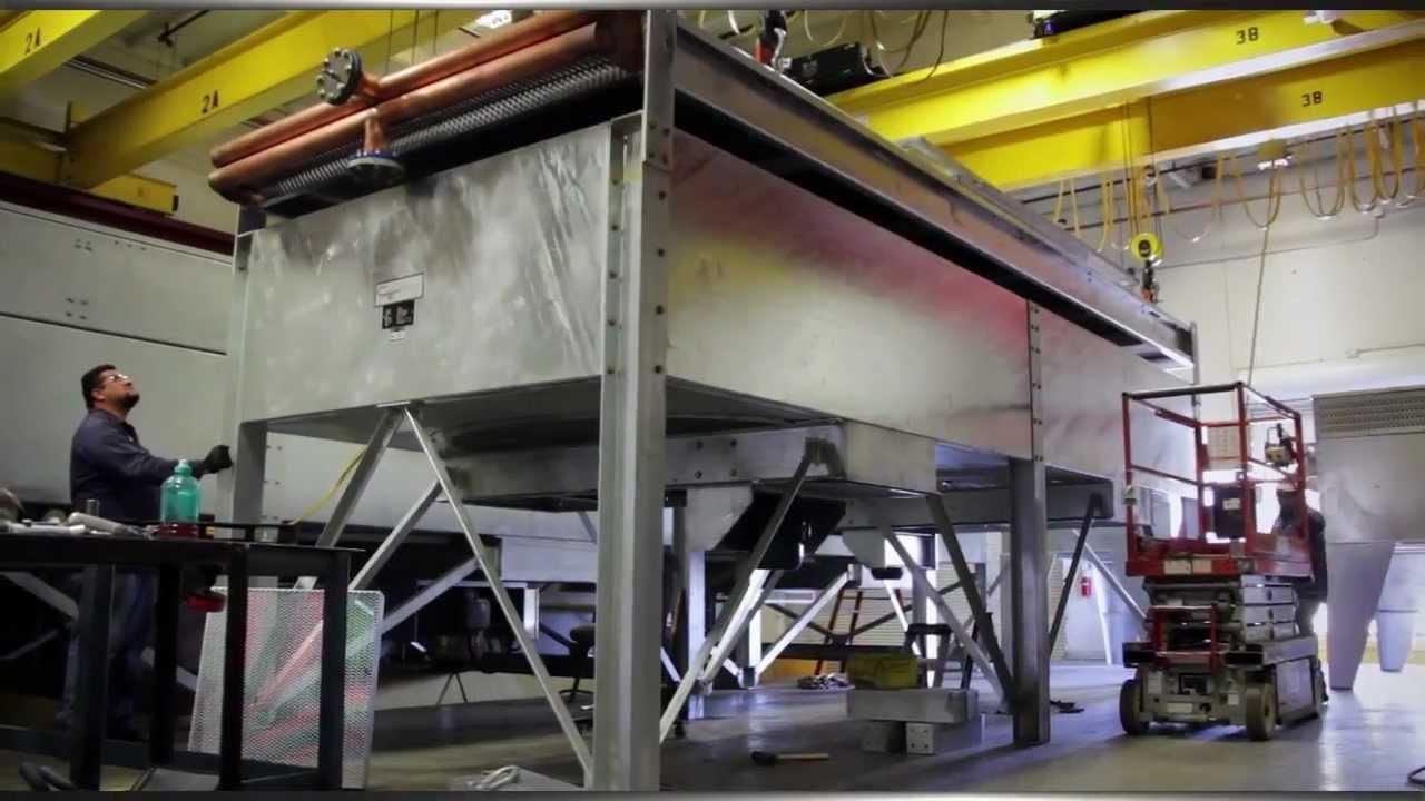 Custom Air Coolers Engineered Air Cooled Heat Exchangers
