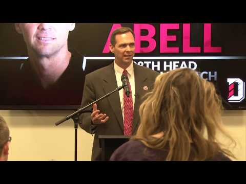 Coach Abell Press Conference