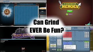 Let's talk about Grind as Gameplay and incremental/idle games
