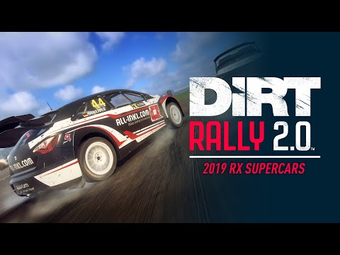 2019 World RX Supercars: First Look (Part 2) - DiRT Rally 2.0
