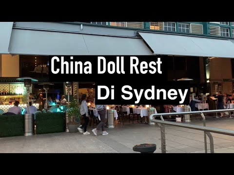 China Doll Rest Di Sydney