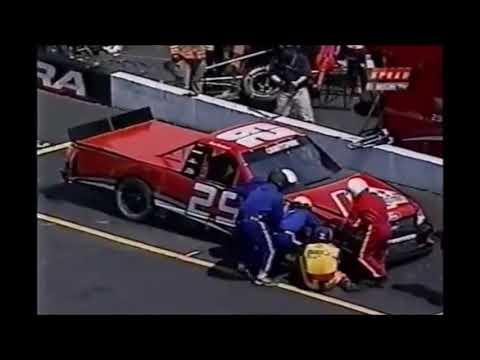 Brad Keselowski's First NASCAR Race