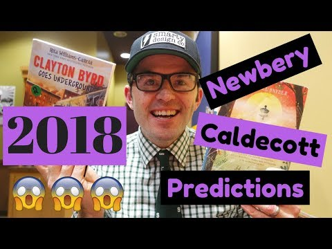 2018 Newbery/Caldecott Award Predictions