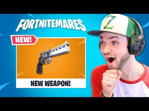 Fortnite's getting a NEW gun...