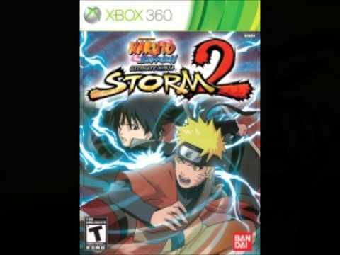 Naruto Shippuden Ultimate Ninja Storm 2 Main Menu Song Extended