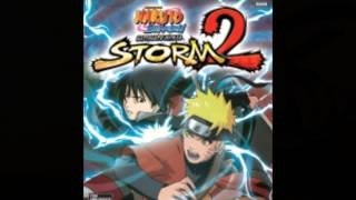 Naruto Shippuden Ultimate Ninja Storm 2 Main Menu Song Extended