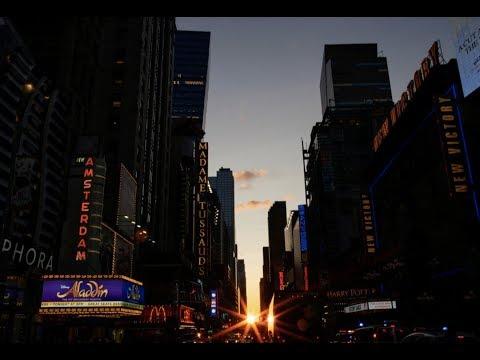 """Breaking """"Massive BLACKOUT Cripples New York City (Manhattan)"""