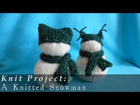 Do You Want To Knit A Snowman?