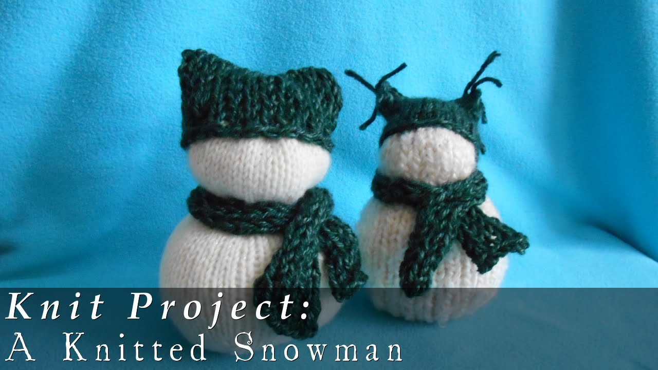 Do You Want To Knit A Snowman? - YouTube