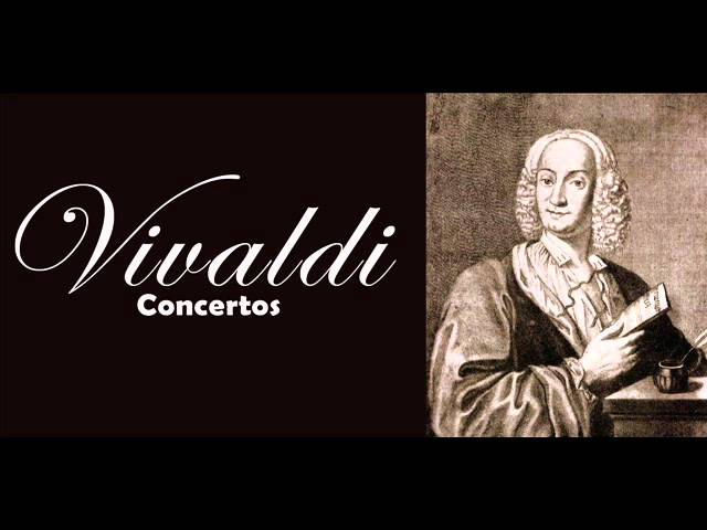 Vivaldi: Concertos for Strings and Harpsichord (RV 152, RV 164) | Classical Music