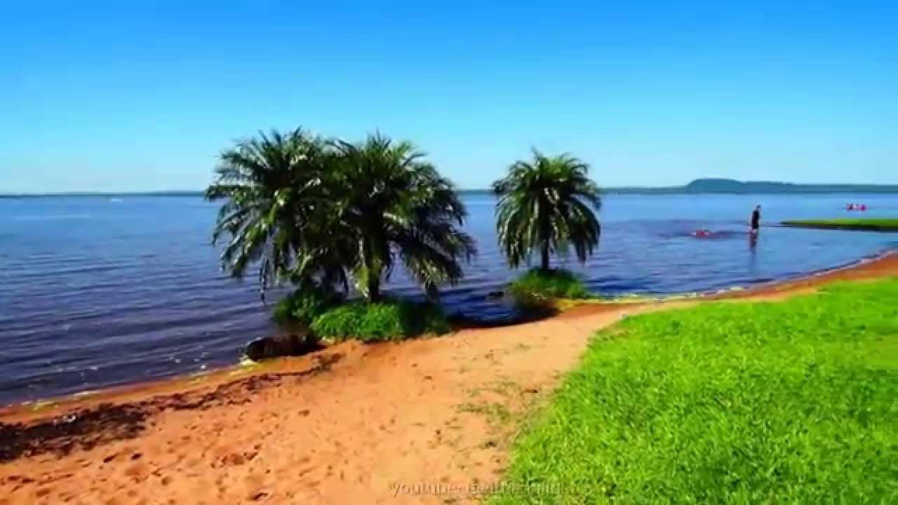 san bernardino paraguay at the beach am strand youtube. Black Bedroom Furniture Sets. Home Design Ideas