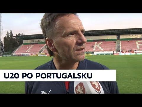 ČR U20 - Portugalsko U20, Elite Tournament, 11. 9. 2018